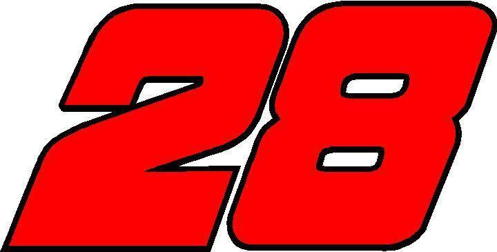 28 race number 2 color decal   sticker police logos uk police logos uk