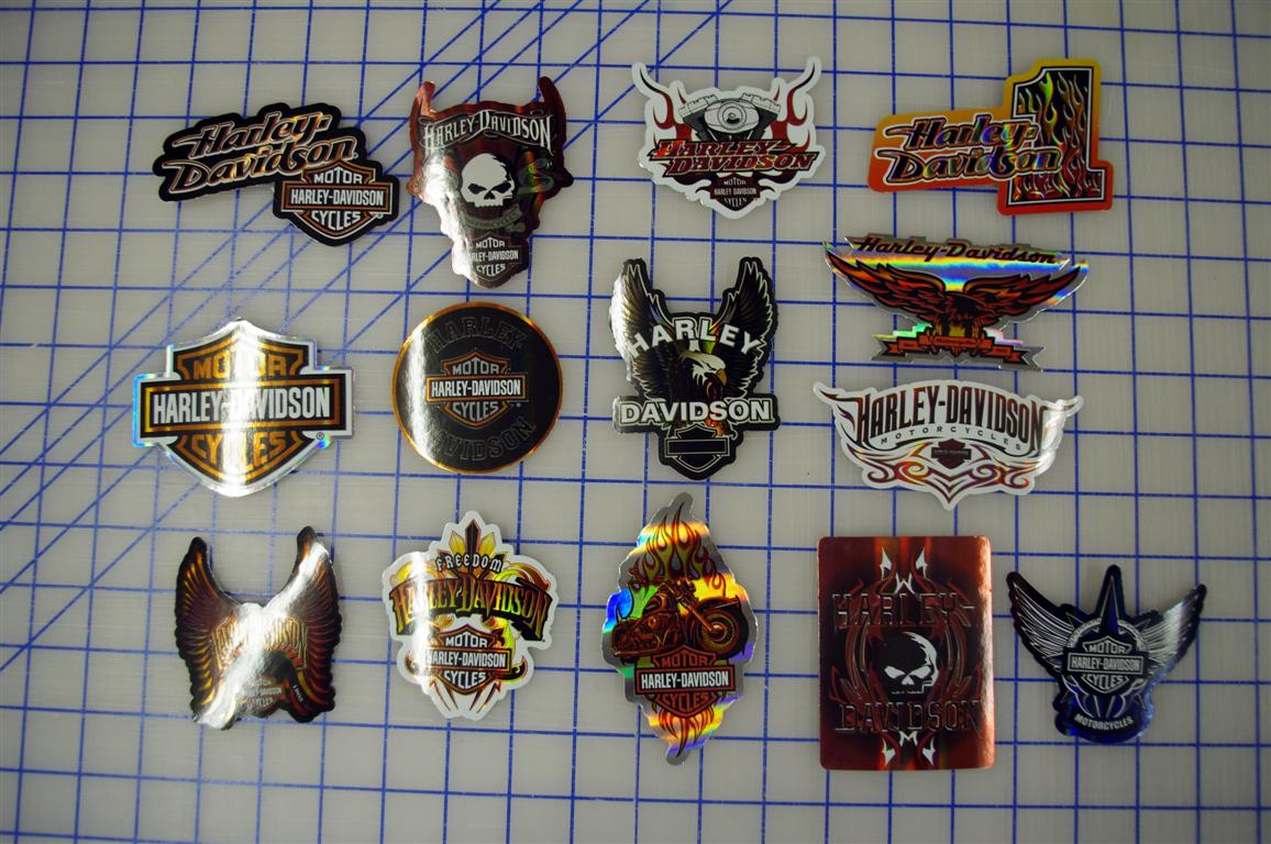 other motorcycle/atv decals :: harley-davidson decals :: harley