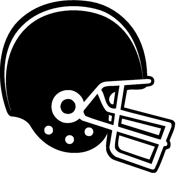 Football Helmet Sticker Designs : Sports decals football helmet decal sticker