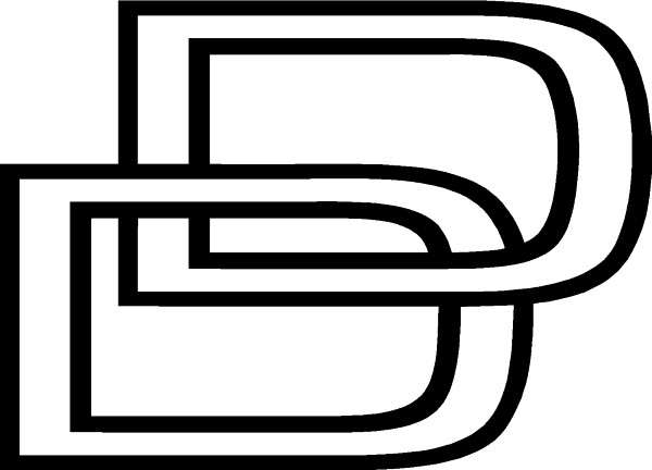 Dd audio decal sticker 02