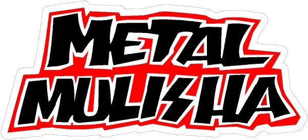 Metal Mulisha Decal Sticker 05 This White Rectangle Is NOT Part Of The