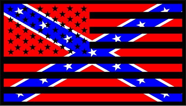 Confederate Flag And American Flag | www.pixshark.com ...