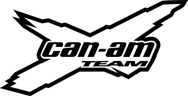 CAN-AM DECAL / STICKER 08