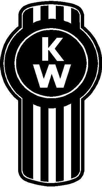 Kenworth decal sticker 04 this white rectangle is not part of the decal