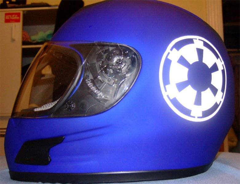 Comic Decals And Cartoon Decals Star Wars Decals Star Wars - Motorcycle helmet decals graphicsreflectivedecalscomour decal kit on the bmw systemhelmet