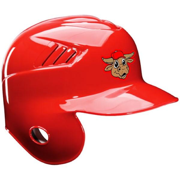 Badgers baseball helmet decals