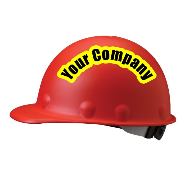Hardhat decals and stickers sles of construction hard hat stickers