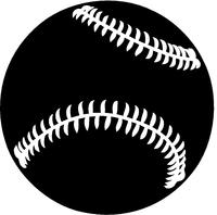 Baseball Decal / Sticker