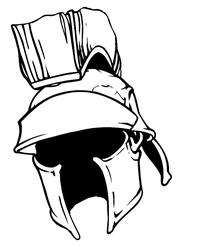 Trojans Helmet Decal / Sticker