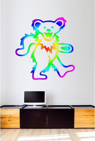 Deadmau5 wall decals and stickers band wall decals and stickers grateful decal wall decals and stickers