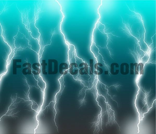 Lightning Decals And Stickers