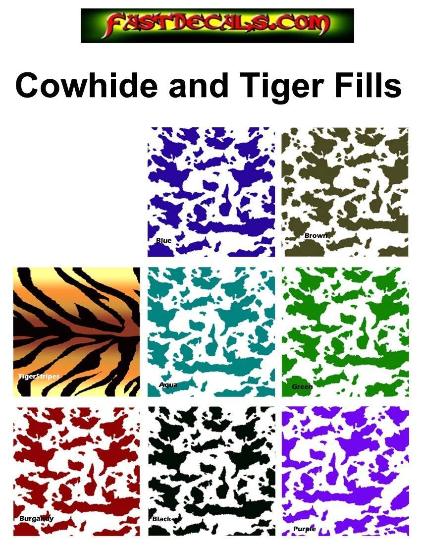 Camouflage Decals And Stickers