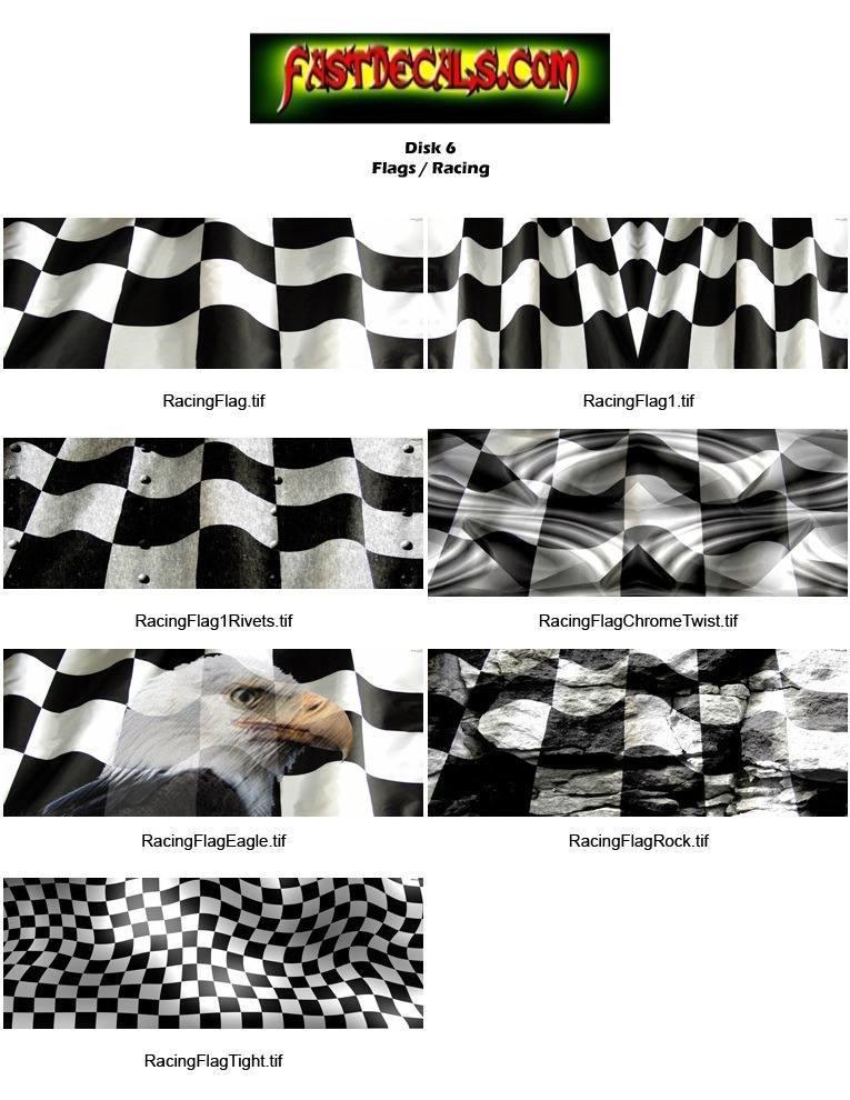 Chevrolet Checkered Flag Emblems Autos Post