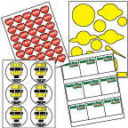 Image of Laser Label Sheets, Custom