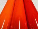 Orange Red Vinyl Comparison (Can-Am Red)