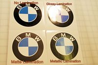 Decal Lamination Options