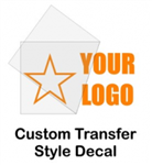 Custom transfer decal quote