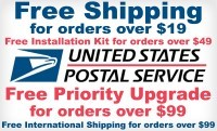 Free Shipping on decal / sticker