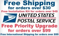 Free Shipping on decals