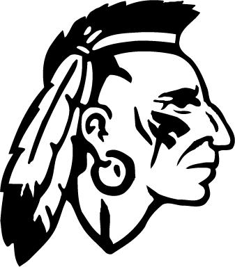 Braves Indians Chiefs Mascot Decal Sticker En 3