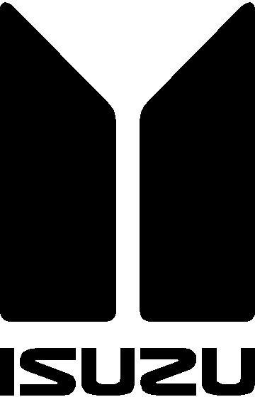 Isuzu Decal Sticker 04