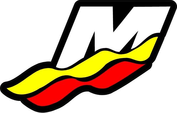 Mercury Marine Racing Decal Sticker 10