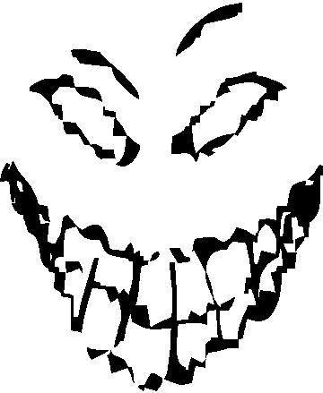 Disturbed smiley face by Manticore81 on DeviantArt |Disturbed Smiley Face