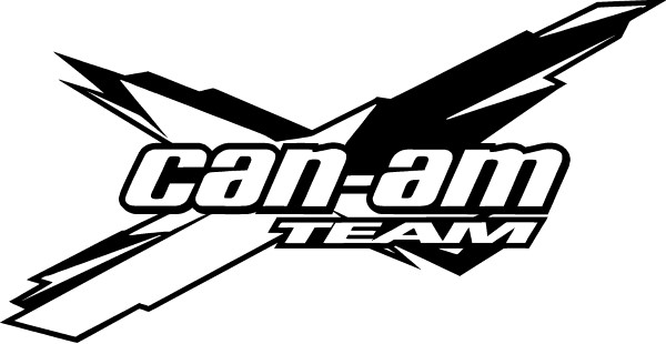 CAN-AM DECAL / STICKER 09