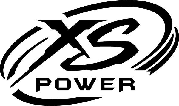 XS POWER DECAL / STICKER 03