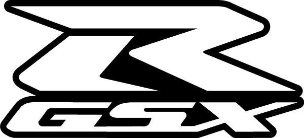 SUZUKI GSXR DECAL / STICKER 25