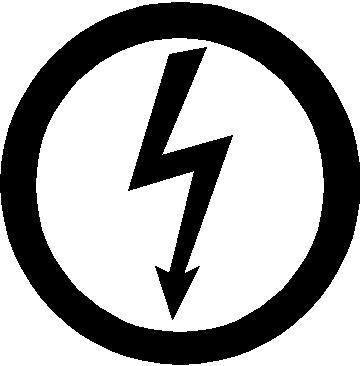 Marilyn Manson Logo Decal Sticker