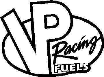 VP Racing Fuels Decal / Sticker 02