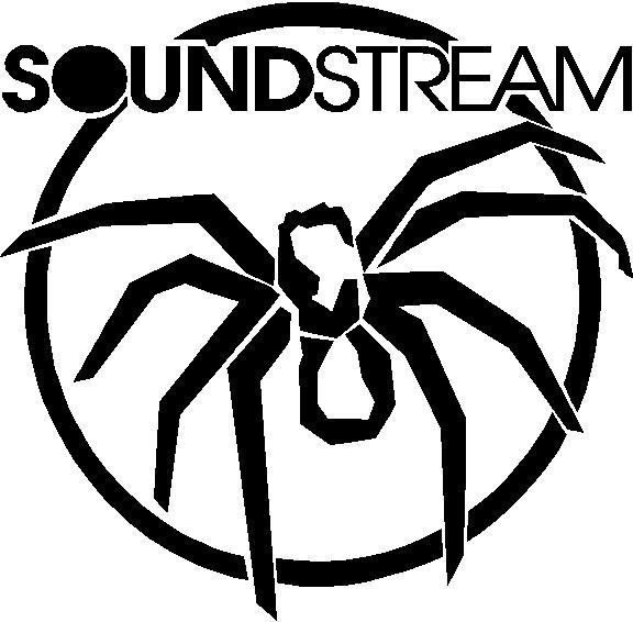 Soundstream Decal Sticker 01
