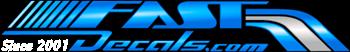 Fast Decals Logo