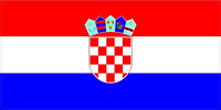 Croatia Flag Decal / Sticker