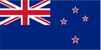 New Zealand Flag Decal / Sticker