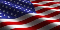 American Flag Decal / Sticker 21