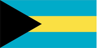 Bahamas Flag Decal / Sticker