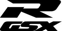 GSXR Suzuki Decal / Sticker 19