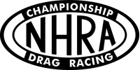 NHRA  Decal / Sticker 08