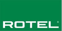 Rotel HiFi Decal / Sticker 04