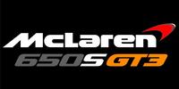 McLaren 650S GT3 Decal / Sticker 20