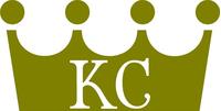 Kansas City Baseball Crown Decal / Sticker 04