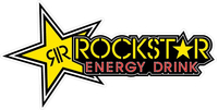 Rockstar Energy Drink Decal / Sticker 03