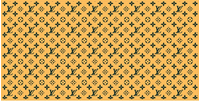 Green Bay Packers Louis Vuitton Pattern Decal / Sticker 19