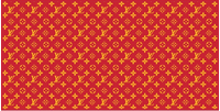 Kansas City Cheifs Louis Vuitton Pattern Decal / Sticker 18