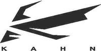 Kahn Decal / Sticker