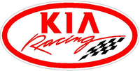 Kia Racing Decal / Sticker 04
