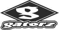 Gatorz Decal / Sticker 01