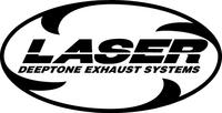 Laser Exhaust Decal / Sticker 04